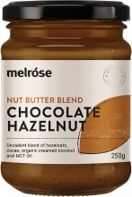 Nut Butter SpreadChocolate Hazelnut