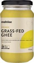 MELROSE -Grass-Fed GheeOrganic