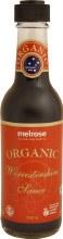 MELROSE - Worcestershire Sauce Organic