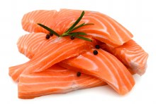 Norwegian Salmon piece