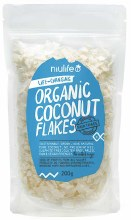 NIULIFE - Flaked Coconut  200g
