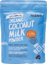 NIULIFE -Coconut Milk PowderMakes Up To 2 Litres