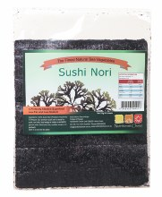 NUTRITIONIST CHOICE - Sushi Nori 10 Sheets 25g