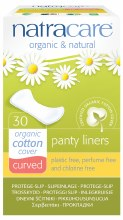 NATRACARE - Panty Liners Curved 30