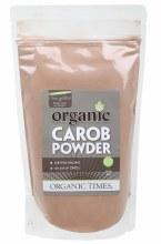 ORGANIC TIMES -Carob Powder  500g