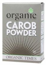 ORGANIC TIMES -Carob Powder  200g