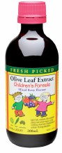 COMVITA -Olive Leaf Extract Children's (Mixed Berry) 200ml