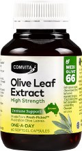 Olive Leaf Extract Capsules (Medi Olive 66) 60