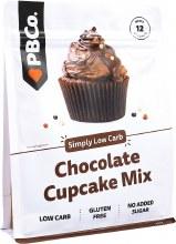 PBCO. - Simply Low Carb Chocolate Cupcake Mix