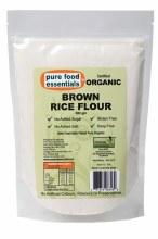 PURE FOOD ESSENTIALS - Flour Brown Rice 500g