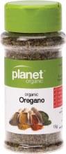 PLANET ORGANIC - Herbs Oregano 15g