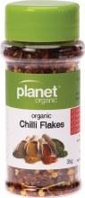 PLANET ORGANIC - Spices Chilli 35g