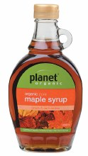 PLANET ORGANIC - Maple Syrup Grade A 250ml