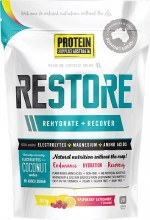 PROTEIN SUPPLIES AUST. -Restore Hydration Recovery Drink Raspberry Lemonade
