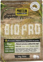 PROTEIN SUPPLIES AUST. -BioPro (Sprouted Brown Rice) Pure 500g