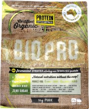 PROTEIN SUPPLIES AUST. -BioPro (Sprouted Brown Rice) Pure 1kg
