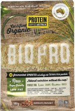 PROTEIN SUPPLIES AUST. -BioPro (Sprouted Brown Rice) Chocolate & Hazelnut 500g