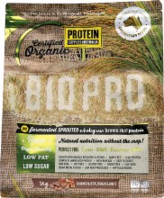 PROTEIN SUPPLIES AUST. -BioPro (Sprouted Brown Rice) Chocolate & Hazelnut 1kg
