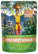 "POWER SUPER FOODS - ""Coconut Sugar """"The Origin "" ""Series"""" 200g"""