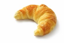 Croissant Organic Butter Large