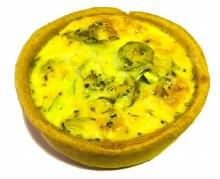 Savoury Fetta Cheese & Kalamata Olive Organic Tart