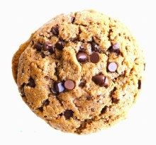 Gluten Free Chia & Chocolate Cookie Large Retail (3 Pack)