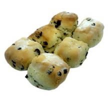 WB Fruit Scone (Pack x 6)