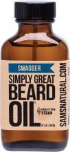 SAM'S NATURAL -Beard OilSwagger