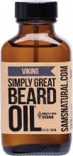 SAM'S NATURAL -Beard OilViking