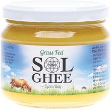 Grass Fed Ghee  275g