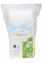 SIMPLY GENTLE ORGANIC -Baby Cleansing Pads  60