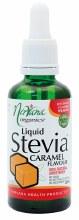 NIRVANA ORGANICS - Liquid Stevia Caramel 50ml