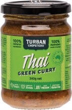 TURBAN CHOPSTICKS -Curry Paste Thai Green Curry