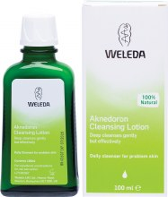 WELEDA -Cleansing LotionAknedoron