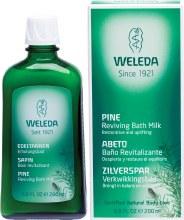 WELEDA -Reviving Bath MilkPine
