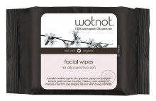 WOTNOT -Facial Wipes Oily + Sensitive Skin 25