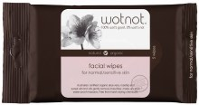WOTNOT -Facial Wipes Normal + Sensitive Skin 5
