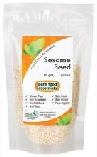 Sesame Seeds Hulled 80g