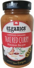 Thai Red Curry Sauce 500g
