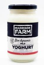 Yoghurt Mild 375G Glass Jar