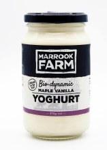 Yoghurt Maple Vanilla 375g