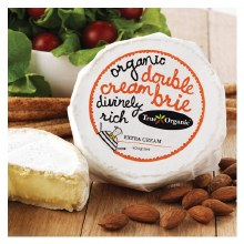 Double Cream Brie 200g True Or