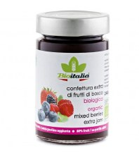 Jam Mixed Berries 240g