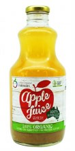 Apple Juice Cloudy 1 lt