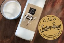 Summer Land Camel Milk 1l