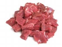 Diced Lamb (Leg) 1kg