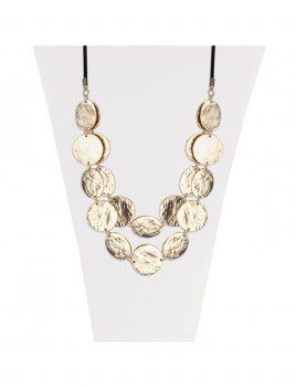 Caracol Long Necklace 1293-GLD