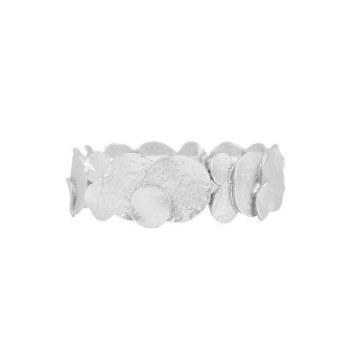Caracol Disc Bracelet 3043-SLV
