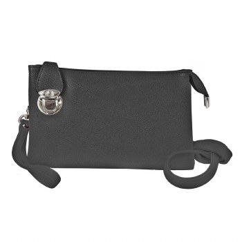 Caracol Crossbody Bag 7011-BLK