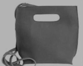Caracol 7047 Crossbody Bag Gray